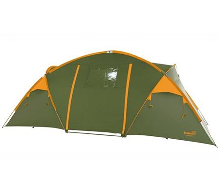 Шестиместная двухкомнатная палатка с тамбуром Helios Bora 6