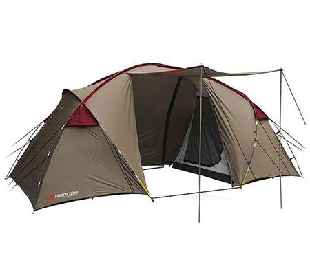 Прокат четырёхместной палатки с тамбуром Hannah Space